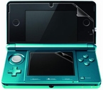 Screenprotector voor de Nintendo 3DS