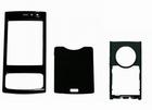 Body Cover voor de Nokia N95 8gb Black